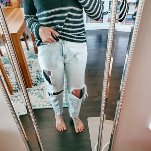 SWS high rise jeans